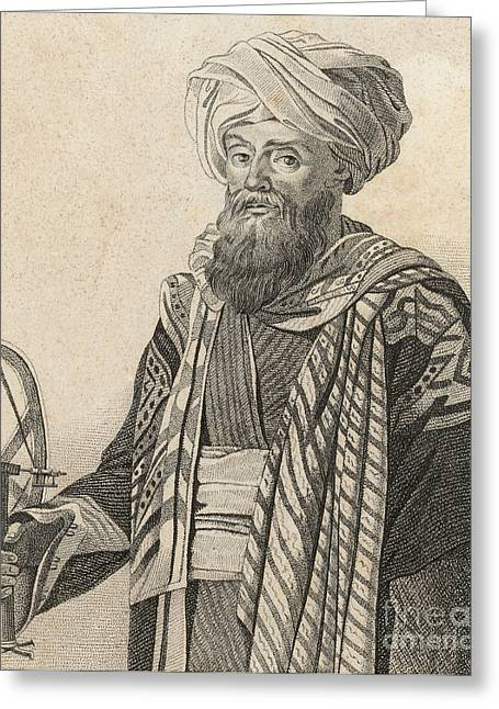 Bey Greeting Cards - Ali Bey Al-abbasi Greeting Card by Science Source