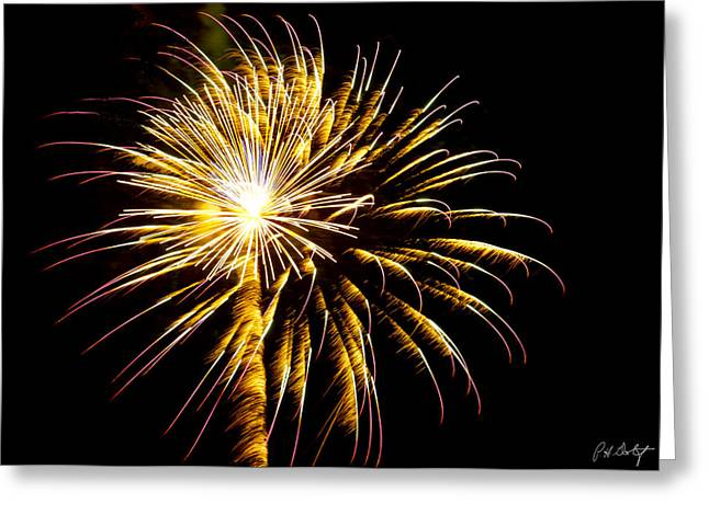 4th July Digital Art Greeting Cards - Almost a Tree Greeting Card by Phill  Doherty