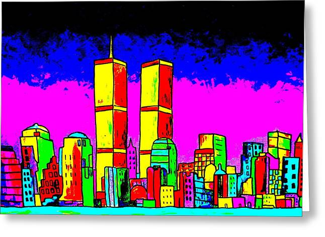 Mike Obrien Greeting Cards - Always Remember Greeting Card by Mike OBrien