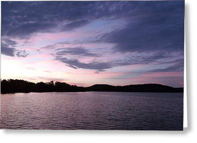 An Artwork Sky  Greeting Card by Brian  Maloney