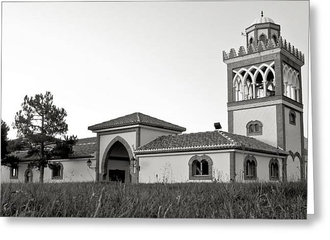 Andalusia Greeting Cards - Andalucian mosque Greeting Card by Tom Gowanlock