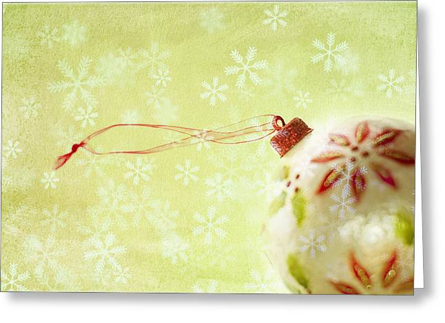Anticipation Greeting Card by Rebecca Cozart
