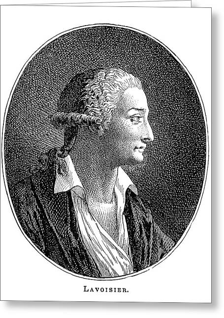 Adultc Greeting Cards - Antoine Lavoisier, French Chemist Greeting Card by