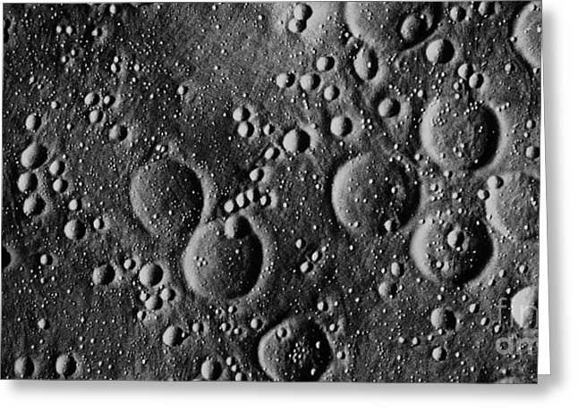 Mauro Greeting Cards - Apollo 13 Landing Site Greeting Card by NASA  Science Source