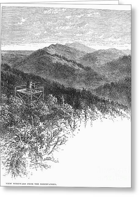 Arkansas: Mountains, 1878 Greeting Card by Granger