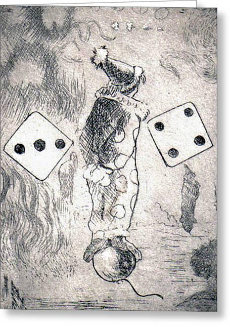 Patrick Rankin Greeting Cards - Artists Greeting Card by Patrick Rankin
