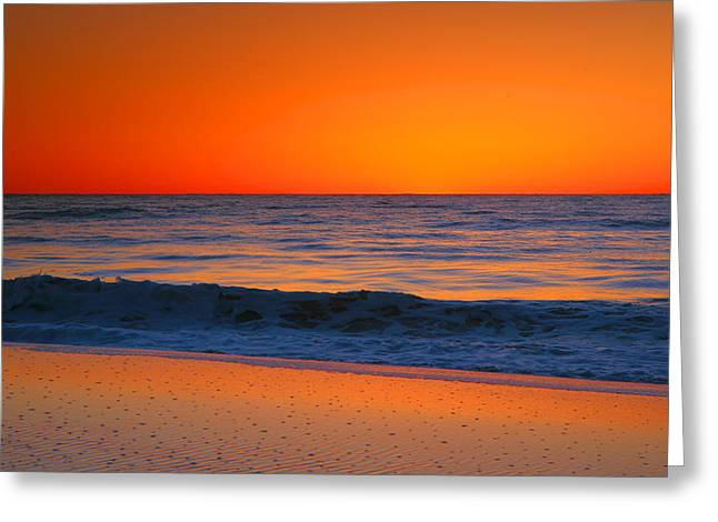 Photogaph Greeting Cards - As The Sun Rises II Greeting Card by Steven Ainsworth