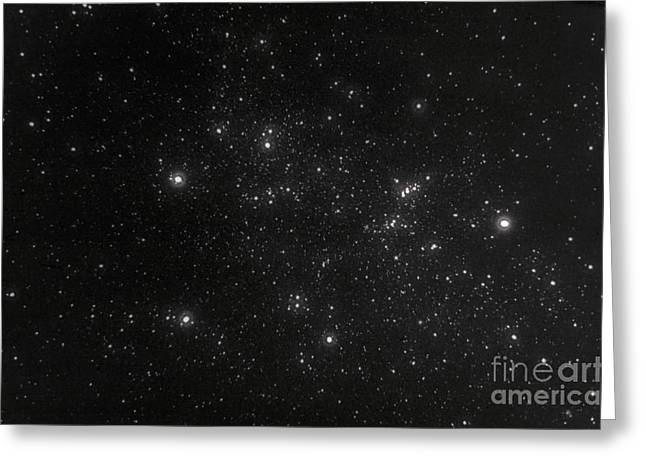 Auriga Greeting Card by Science Source