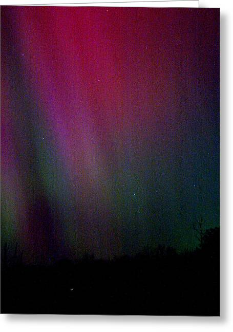 Brent L Ander Greeting Cards - Aurora 03 Greeting Card by Brent L Ander