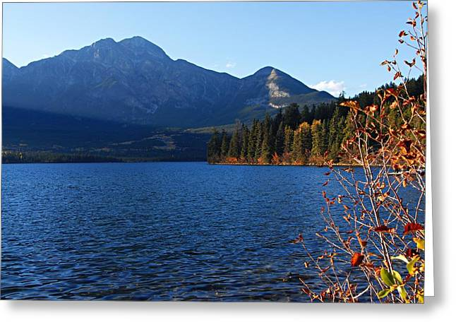 Pyramids Greeting Cards - Autumn Afternoon on Pyramid Lake Greeting Card by Larry Ricker