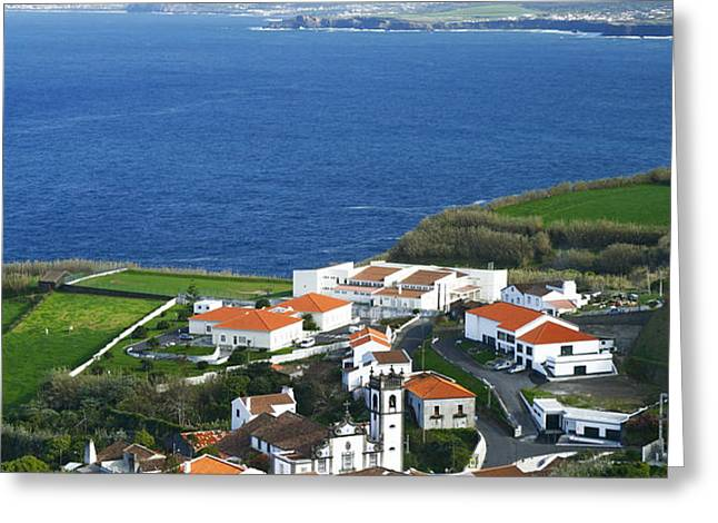 Azores Greeting Card by Gaspar Avila