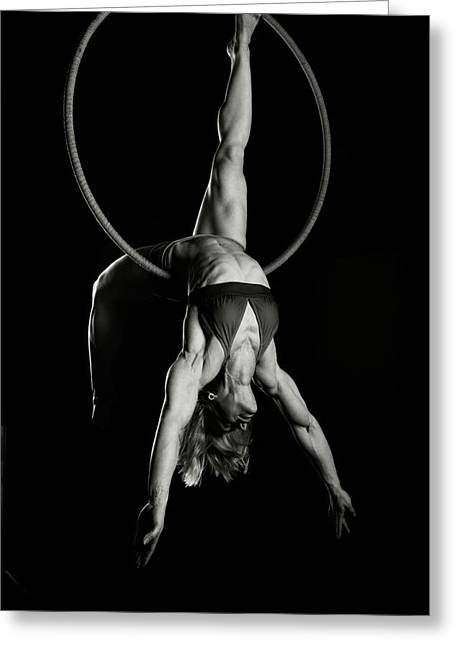 Strength Photographs Greeting Cards - Balance of Power 14 Greeting Card by Monte Arnold