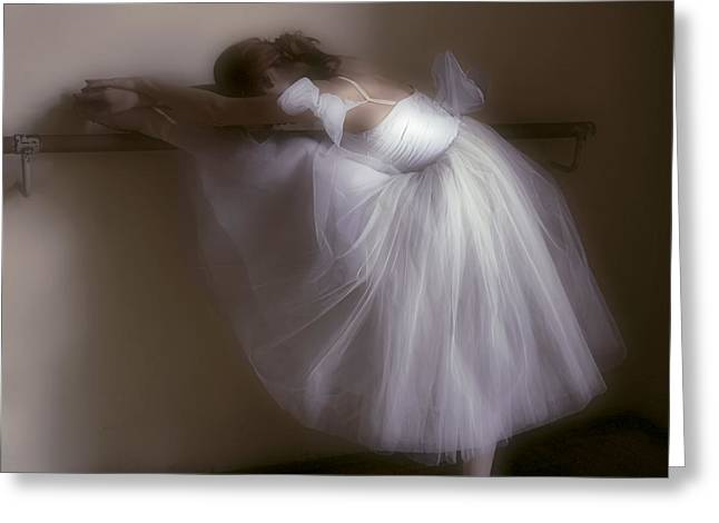 Ability Greeting Cards - Ballerina 1. Ballet Greeting Card by Juan Carlos Ferro Duque