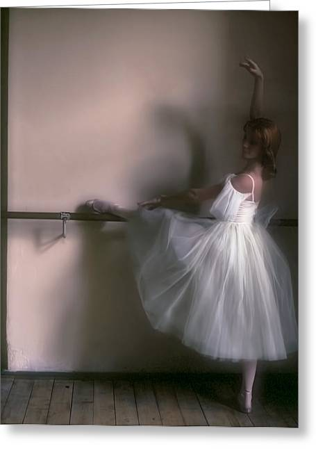 Ability Greeting Cards - Ballerina 2. Ballet Greeting Card by Juan Carlos Ferro Duque