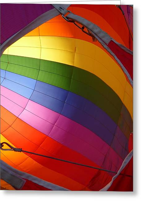 Inflation Greeting Cards - Balloons as Art 6 Greeting Card by Craig Johnson