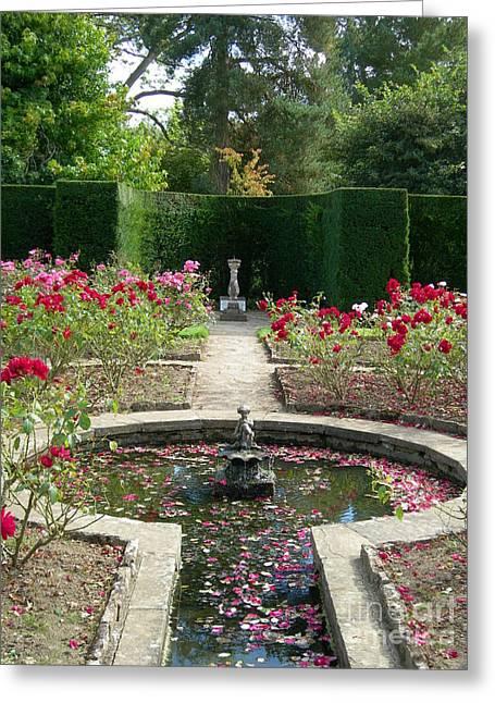 Garden Statuary Greeting Cards - Batemans 3 Greeting Card by Robert Harris