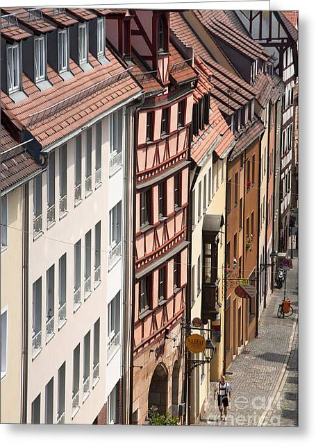 Store Fronts Greeting Cards - Bavaria  Greeting Card by Andrew  Michael