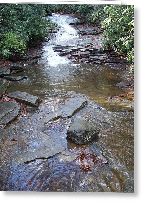 Chimney Rock North Carolina Greeting Cards - Be Yourself Greeting Card by Ed Akers