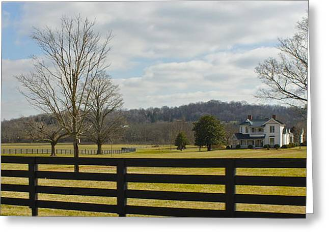Tennessee Farm Greeting Cards - Beautiful Tennessee Farm Greeting Card by Bob Hasbrook