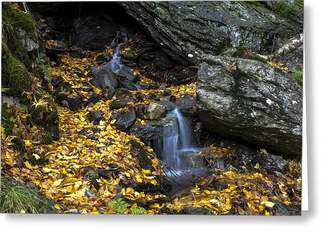 Peaceful Scene Greeting Cards - Beautiful Vermont Scenery 7 Greeting Card by Paul Cannon