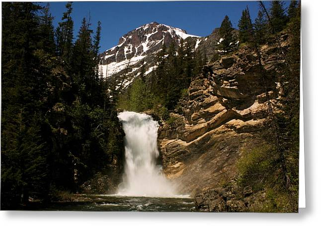 Montana Landscapes Photographs Greeting Cards - Best of Both Worlds Greeting Card by Amanda Kiplinger