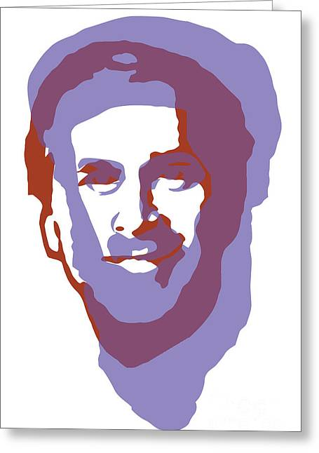 Bin Laden Greeting Cards - Bff Greeting Card by Cam Ros