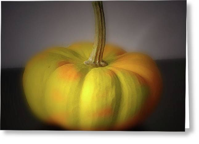 Bruno Santoro Greeting Cards - Big Pumpkin Greeting Card by Bruno Santoro
