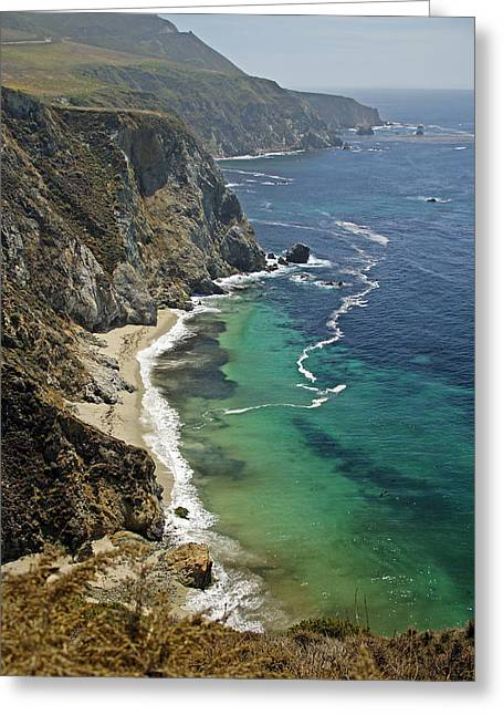 Pch Greeting Cards - Big Sur 3 Greeting Card by Rod Jones