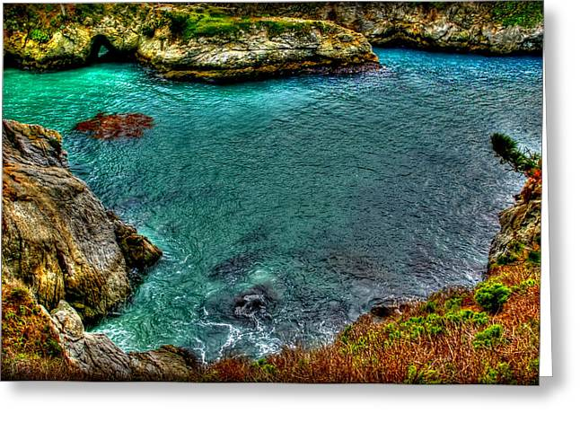 Big Sur Ca Greeting Cards - Big Sur Greeting Card by Craig Incardone