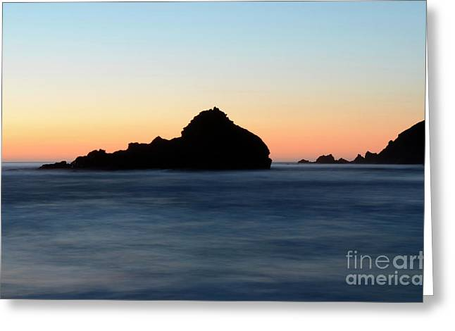 Pfeiffer Greeting Cards - Big Sur Sunset 2 Greeting Card by Bob Christopher
