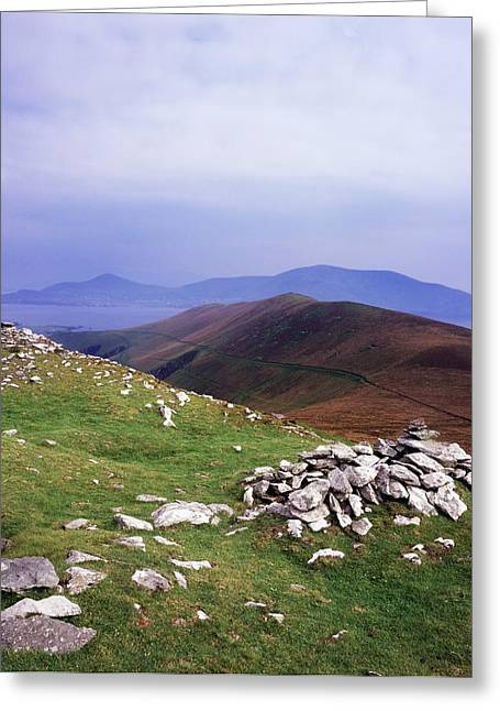 Union Square Greeting Cards - Blasket Island, Co. Kerry, Ireland Greeting Card by The Irish Image Collection