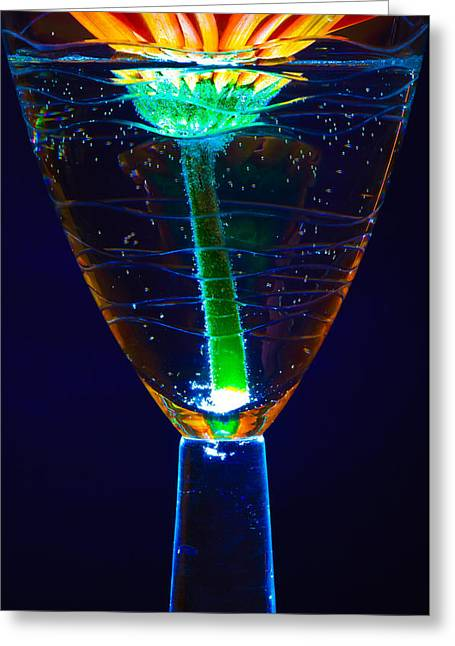 Movie Prop Greeting Cards - Boat Drinks Greeting Card by Mitch Shindelbower