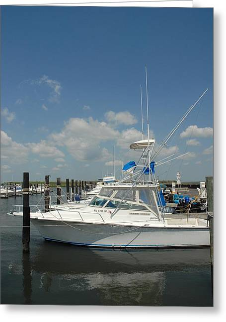 Ocean Art Photos Greeting Cards - Boats 106 Greeting Card by Joyce StJames