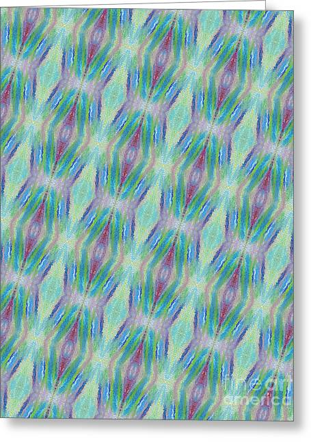 Subtle Colors Greeting Cards - Braid Greeting Card by Bruce Stanfield