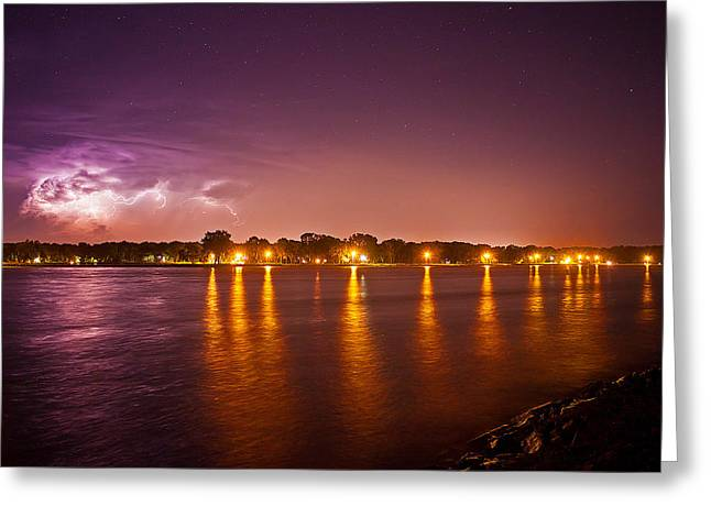 Flooding Greeting Cards - Bringing The Rains Greeting Card by Chris  Allington
