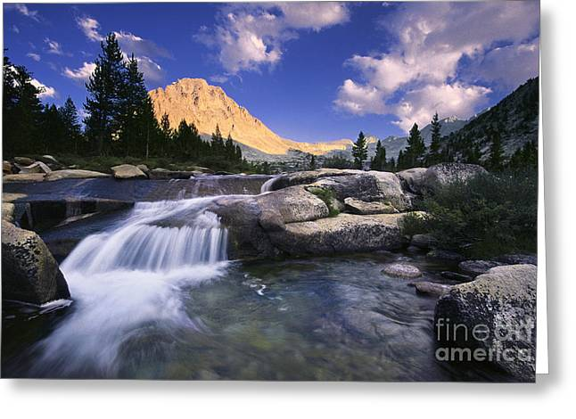 Kings Canyon Greeting Cards - Bubbs Creek Greeting Card by Brian Ernst
