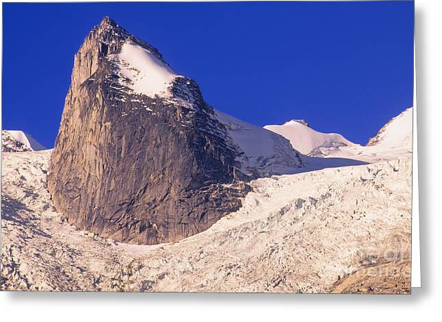 Bugaboo Spire Greeting Card by Bob Christopher