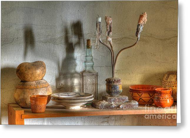 American Heritage Greeting Cards - California Mission La Purisima 5 Greeting Card by Bob Christopher