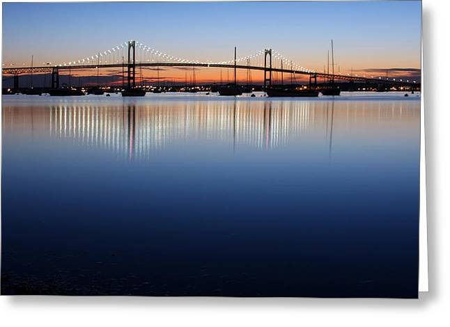 Calm Waters Greeting Cards - Calm Waters Greeting Card by Jeff Bord