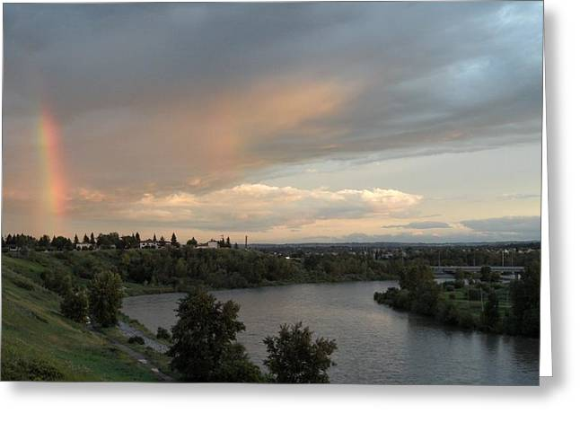 Lynnview Greeting Cards - Canadian Beauty Greeting Card by Mark Lehar