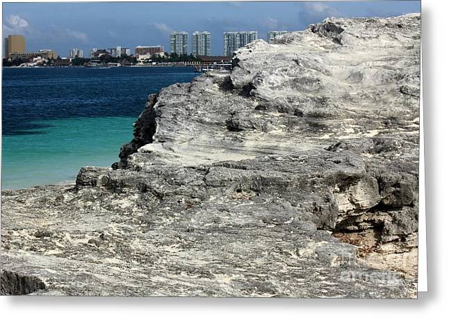 Cancun Greeting Cards - Cancun Mexico Greeting Card by Sophie Vigneault