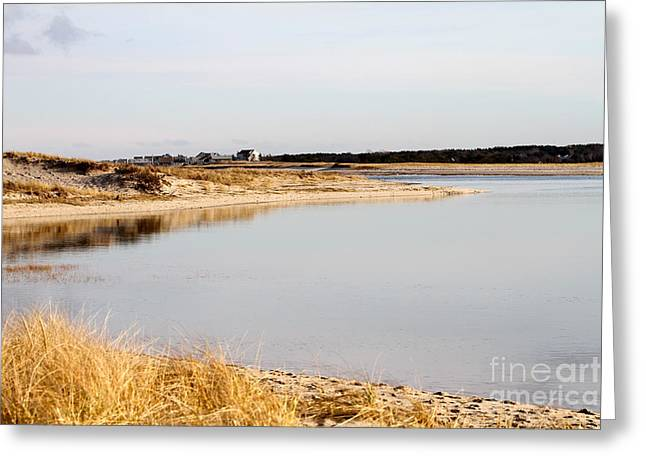 Cape Cod Summer Greeting Card by Eric Chapman