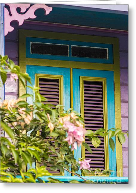 Spotless Greeting Cards - Caribbean Blue Greeting Card by Rene Triay Photography