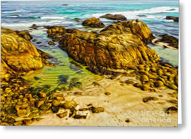 Gregory Dyer Greeting Cards - Carmel California - 07 Greeting Card by Gregory Dyer