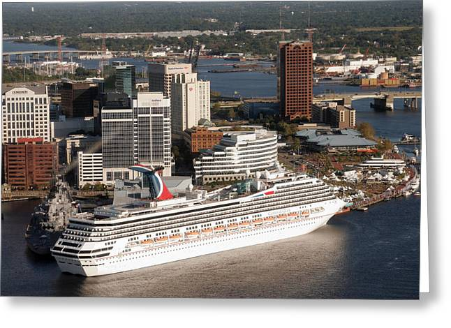 Carnival Glory Greeting Cards - Carnival Glory Greeting Card by Lance Freeman
