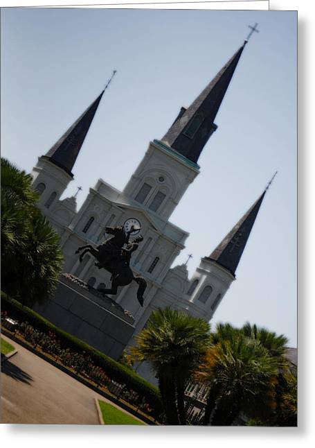 Eye4life Photography Greeting Cards - Cathedral Greeting Card by Alicia Morales