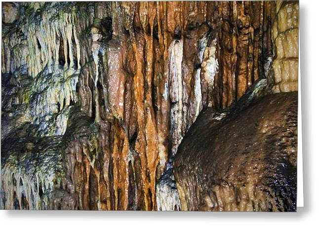 Cave02 Greeting Card by Svetlana Sewell