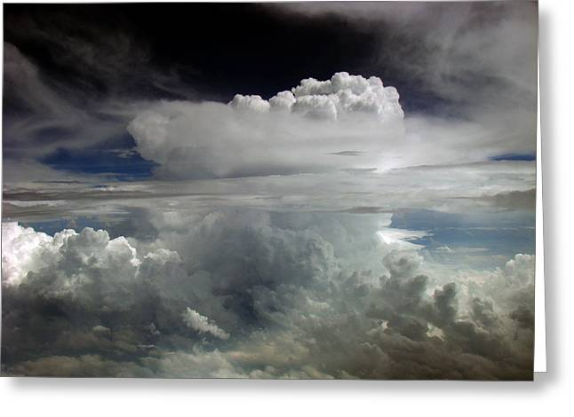 Aviation Photos Greeting Cards - Cb4.980 Greeting Card by Strato  ThreeSIXTY