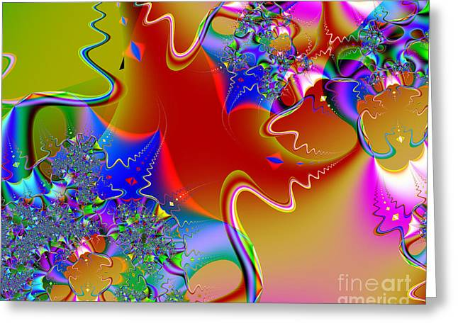 Celebration . S16 Greeting Card by Wingsdomain Art and Photography