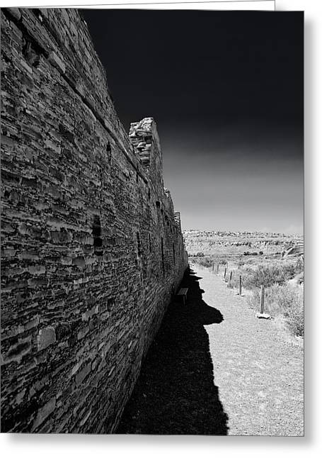 Chaco Greeting Cards - Chaco Five Greeting Card by Paul Basile